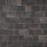 antique dark tile keramische tegel